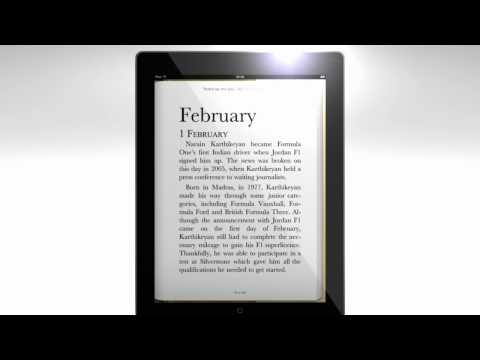 That'll be the Day : 365 F1 Stories book trailer