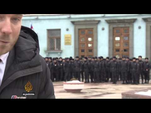 Crimea marks first anniversary of annexation by Russia