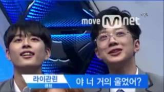 [PRODUCE 101 SS2 ] Lai Guanlin / ???? cute and hot moment