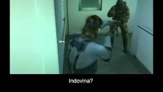 METAL GEAR SOLID 2 THE MOVIE DVAS FULL
