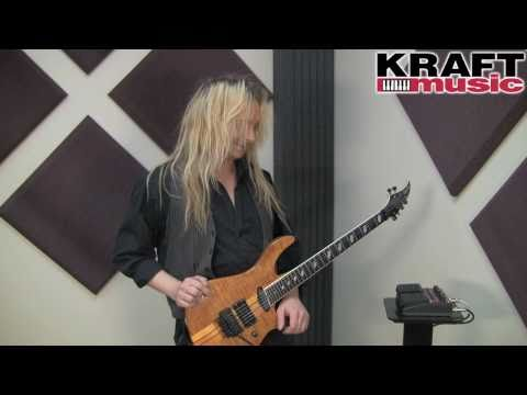 Kraft Music - Boss RC-20XL Loop Station Demo with Robert Marcello