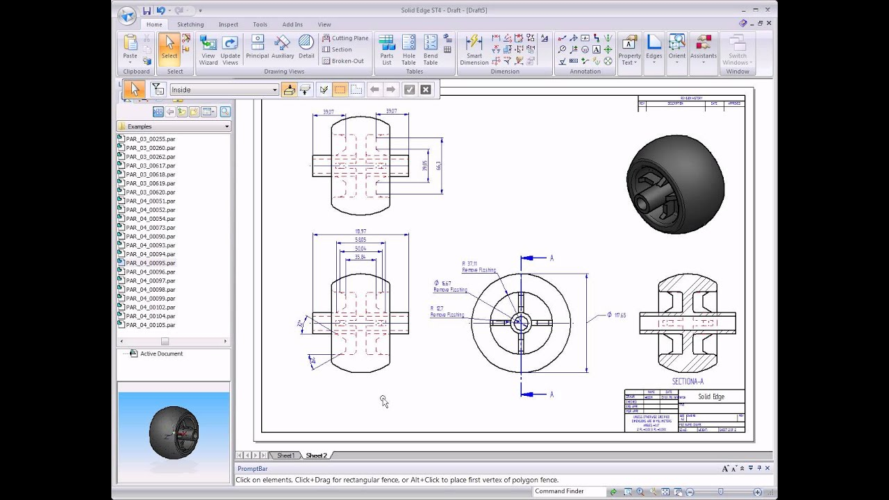 PunchCAD  2D  3D CAD and Drafting Software  CAD