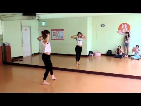 【Dance Tutorial】4MINUTE-Whatcha Doin' Today 02@魅力 by碗公