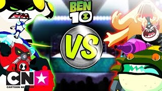 Ben 10 | Binele contra răului | Cartoon Network