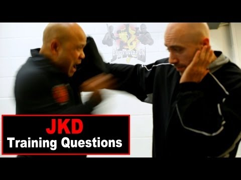 jkd techniques   intercept the Hook Q10 Image 1