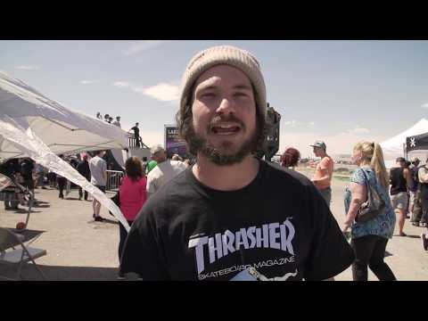 Grizzly Griptape Ramp Jam 420 event