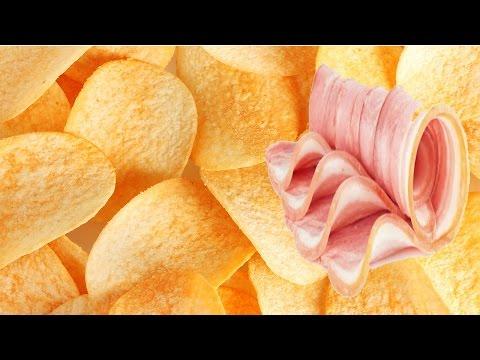 Как сделать чипсы с беконом. Простой недорогой рецепт