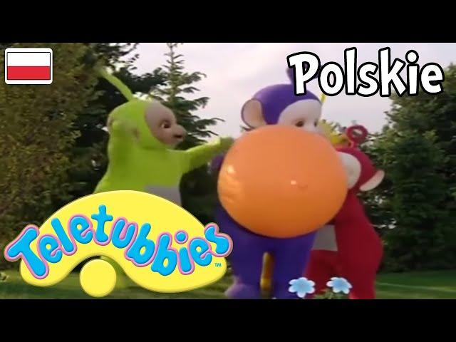 Teletubisie Po Polsku - Mix numer 1 DOBRA JAKOŚĆ (Pełny odcinek) | Bajki dla dzieci