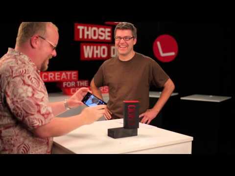 Lenovo Unboxed: K900 Smartphone
