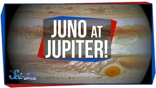 Juno arriving at Jupiter!