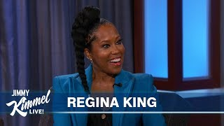 Regina King on Winning an Oscar, Trip to Italy & Watchmen