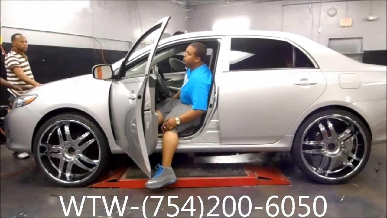 Acewhips Net Wtw Customs Broward Female S 2011 Toyota