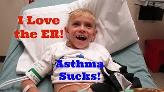 BOY HAS AMAZING TIME AT ER (EMERGENCY ROOM)!!