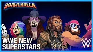 Brawlhalla: WWE New Superstars Wave 2 Trailer | Ubisoft [NA]