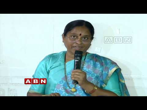 Konda Surekha Press Meet LIVE at Somajiguda Press Club | Hyderabad | ABN Telugu