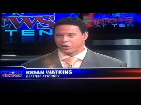 Brian Watkins San Diego Criminal Defense Attorney, Brandon Duncan KUSI