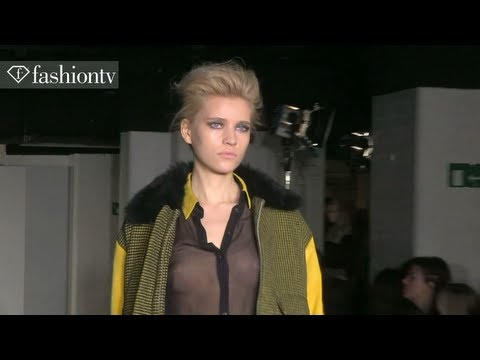 Antipodium Fall/Winter 2013-14 | London Fashion Week LFW | FashionTV