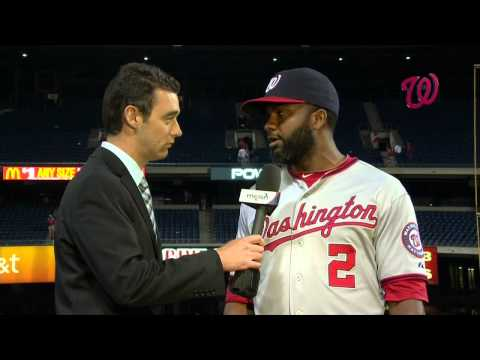 Denard Span explains heated moment with Phillies' Cliff Lee