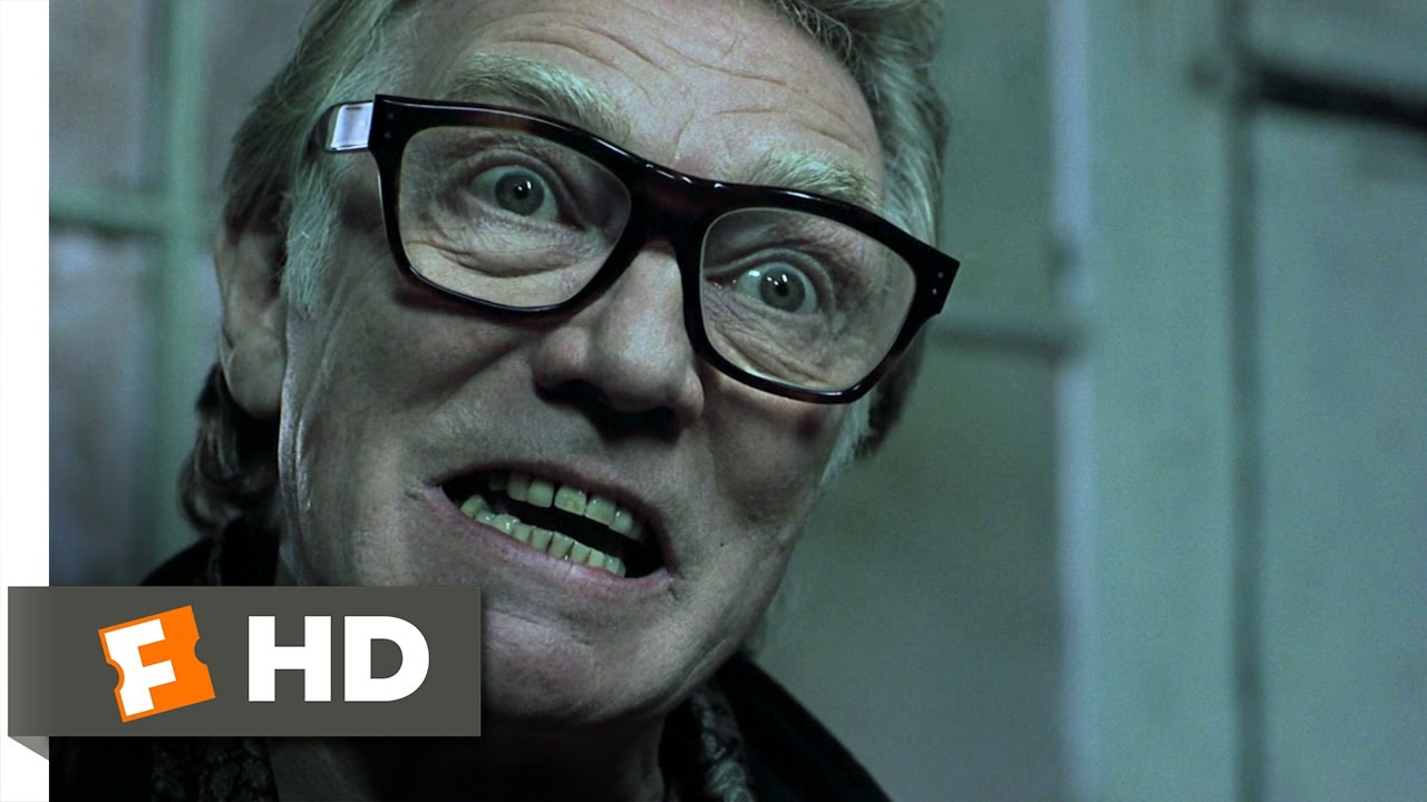 "The Definition of ""Nemesis"" - Snatch. (6/8) Movie CLIP"