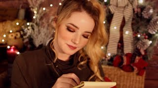 ASMR Holiday Makeup Artist