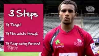 Catch and Pass with Will Genia | Super Rugby Video Highlights