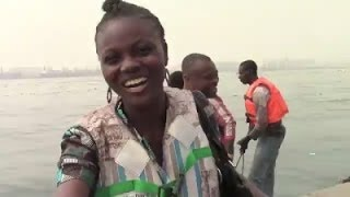 Taking the Ferry in Nigeria! But is it safe??