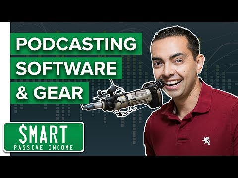 Podcasting Tutorial - Video 1: Equipment and Software