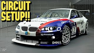 GT SPORT - BMW M3 GT *CIRCUIT* Setup!!