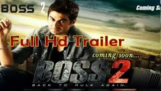 অাস‌ছে Boss 2 জিৎ ও  নুসরাত ফ‌া‌রিয়া  Jeet and Nusrat Faria  Boss 2