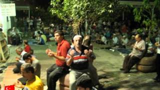 Has Parti Kandil Lokumu dağıttı