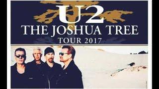 U2 anuncia concierto en México