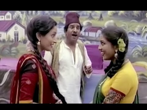 Toofan Mail - Best Comedy Scene - Madhuri Dixit, Ashok Saraf - Abodh video