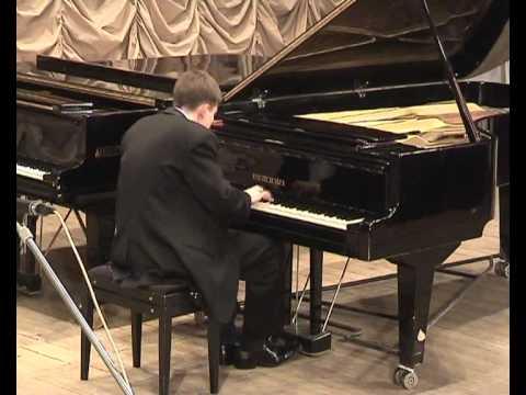 Феликс Мендельсон - Вариации (си-бемоль мажор), op.83a