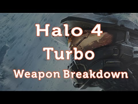 Halo 4 Turbo - Weapon Tuning Update Breakdown