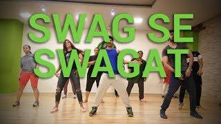 Swag Se Swagat | Tiger Zinda Hai | Zumba® Choreography | HY Dance Studios