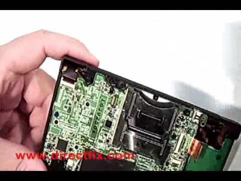 Nintendo DSi Take Apart & Screen Replacement Directions by DirectFix.com