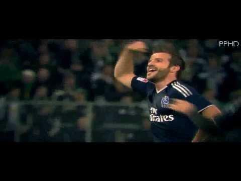 ★☆★Rückblick Rafael van der Vaart die Schönsten und Besten Tore (We Love)★☆★