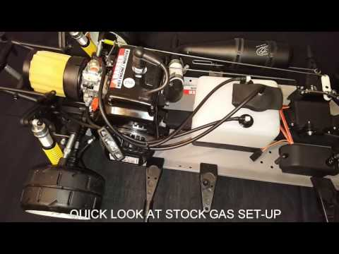 1/5 FG AUDI RS5 - Gas to Electric Conversion