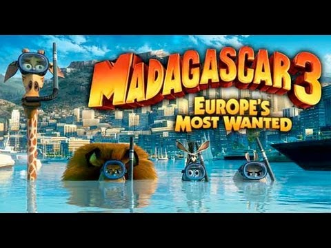 Madagascar 3: Europe's Most Wanted - Movie Review by Chris Stuckmann