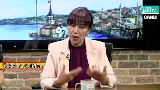 19 07 2017 Üsküdara Gelirken SBF Prof Dr Güler Cimete ve Prof Dr Nirgül Sarp