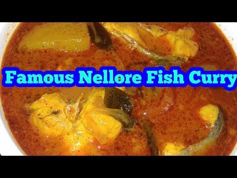 Nellore chepala pulusu-Nellore fish curry-నెల్లూరు చేపల పులుసు