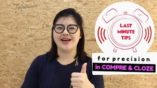 PSLE: Last-minute tips for precision in comprehension open-ended and comprehension cloze