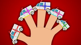 Ambulance Finger Family | Finger Family Rhyme