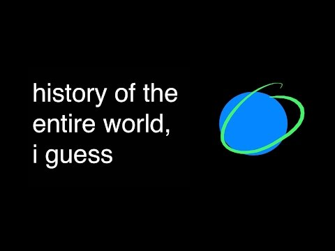 history of the entire world, i guess MP3