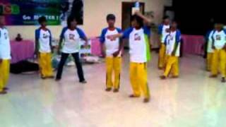 midbrain activation world MCB - DEMO TAEKWONDO Kicks by KUJANG Group MCB tendang balik -