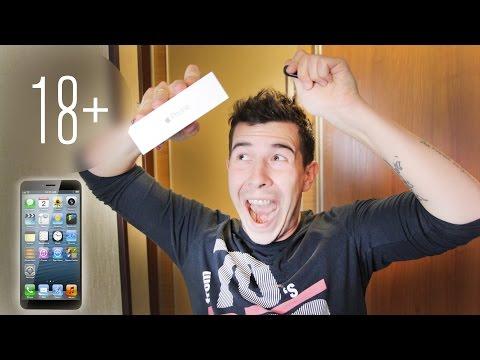 Привезли Новый iPhone