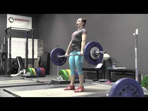 Olympic Weightlifting Training with Commentary by Greg Everett - 6 Image 1