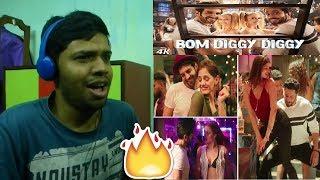 Bom Diggy Diggy (Video)|Zack Knight,Jasmin Walia|Sonu Ke Titu Ki Sweety|Reaction & Thoughts
