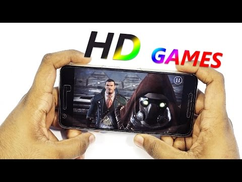 12 HD Android Games [Free and Paid]