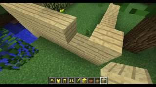 Minecraft- Creavite Ev Yaptık #1